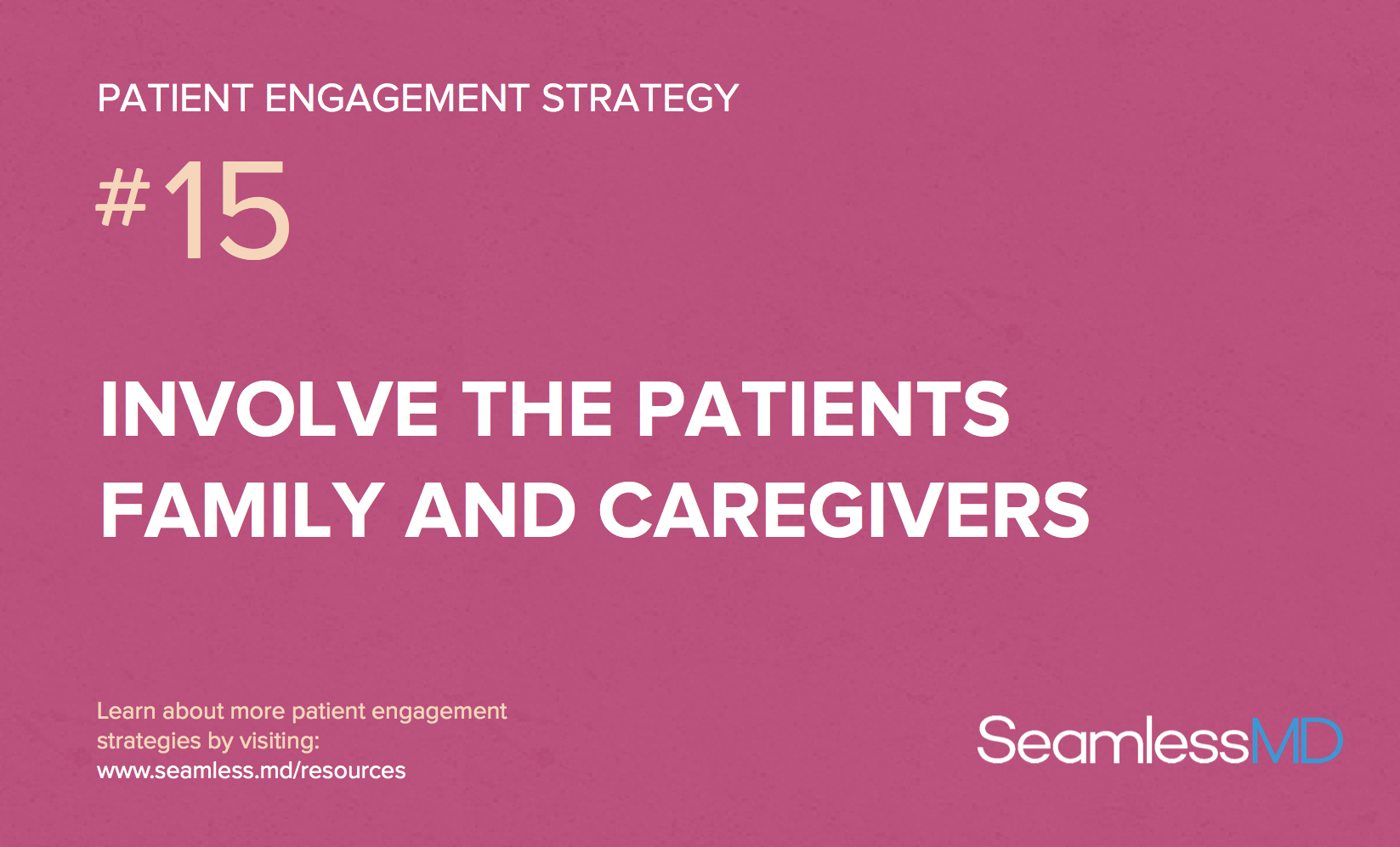 patient family and caregivers
