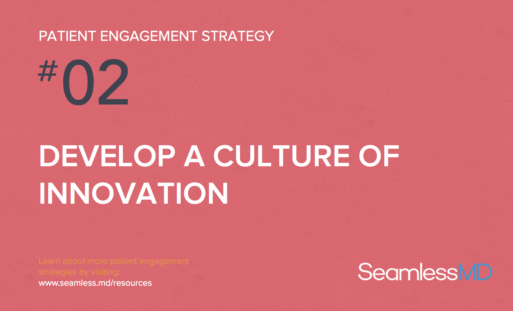 culture of innovation healthcare